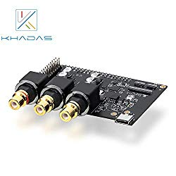 Khadas Tone Board High Resolution Audio Board for Khadas VIMs, PCs and Other SBCs(Generic Edition)