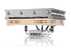 Noctua NH-L12S 70mm Low-Profile CPU Cooler with Quiet 120mm PWM Fan