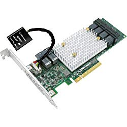 Adaptec SP995-6 Pk MICROSEMI Smartraid 3154-24I Adapter with Integrated Flash Backup