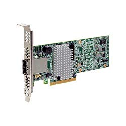 LSI MegaRAID SAS 9380-8e / 12Gb/s SAS – PCI Express 3.0 x8 – Plug-in Card – RAID Supported – 0, 1, 5, 6, 10, 50, 60 RAID Level – 8 SAS Port(s) / LSI00438 /