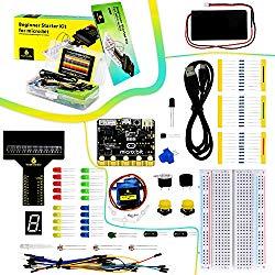 KEYESTUDIO Beginner Starter Kit for BBC Micro:bit