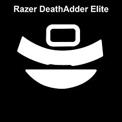 Corepad Skatez [Gaming Mouse Feet] Razer Deathadder Elite Dedicated Mouse Sole