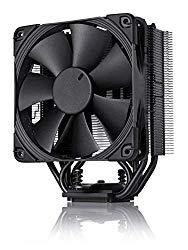 NOCTUA NH-U12S chromax.Black, 120mm Single-Tower CPU Cooler (Black)